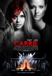 The new 2013 release of Carrie